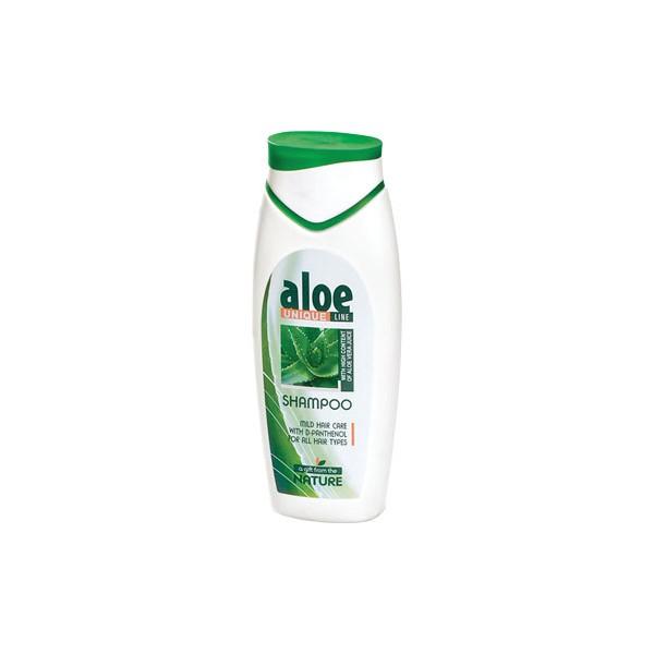Aloe Vera Unique Shampoo 250 ml, 400 ml