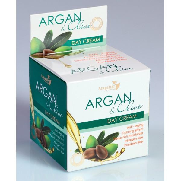 Face cream Arganic 50 ml