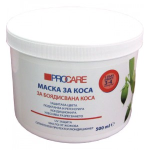 HAIR MASK For colored hair 500 ml