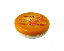 HONEY CREAM 120 ml