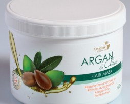 Hair Mask Arganic 500 ml