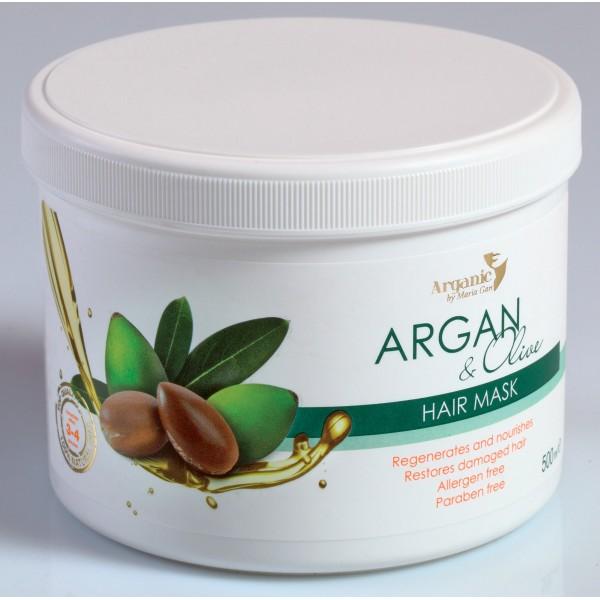 Hair Mask Arganic 500 ml