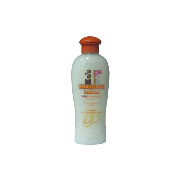 Shampoo for damaged hair PANTENOL 400 ml