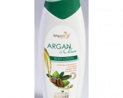 Body Lotion Arganic 400 ml