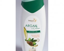 Shower gel Arganic 250 ml